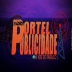 Logo da emissora Rádio Portel Publicidade
