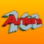 Logo da emissora Radio Antena 102.3 FM