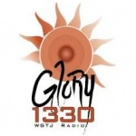 Logo da emissora WGTJ 1330 AM Glory