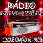 Logo da emissora Rádio Santa Cruz