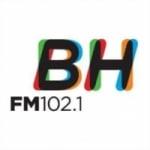 Logo da emissora Rádio BH 102.1 FM