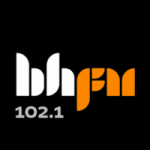Logo da emissora Rádio BH FM 102.1