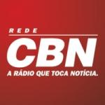 Logo da emissora Rádio CBN São Paulo 90.5 FM