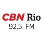 Logo da emissora Rádio CBN Rio 92.5 FM