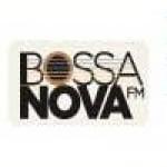Logo da emissora Rádio Bossa Nova