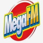 Logo da emissora Mega FM Maracanau