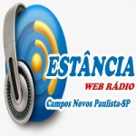 Logo da emissora Estância Web Rádio