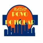 Logo da emissora Rádio Povo Potiguar