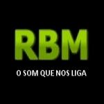 Logo da emissora RBM
