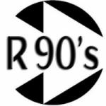 Logo da emissora Radio 90's