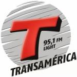 Logo da emissora Rádio Transamérica Light 95.1 FM