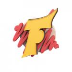 Logo da emissora Rádio Fonte FM