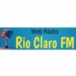 Logo da emissora Rio Claro FM