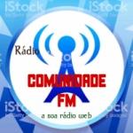 Logo da emissora Comunidade FM