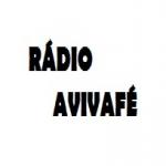 Logo da emissora Web Rádio Avivafé