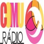 Logo da emissora Comu Radio