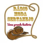 Logo da emissora Rádio Moda Sertanejo