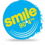 Logo da emissora Radio Smile 90.4 FM
