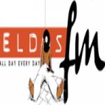 Logo da emissora Radio Eldos 87.6 FM