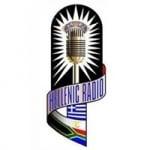 Logo da emissora Radio Hellenic 1422 AM