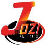 Logo da emissora Radio Jozi 105.8 FM