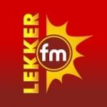 Logo da emissora Radio Lekker 98.3 FM