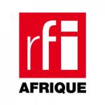 Logo da emissora RFI Afrique