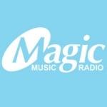 Logo da emissora Magic Music Radio 828 AM