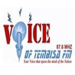 Logo da emissora Radio The Voice Of Tembisa 87.6 FM
