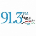 Logo da emissora Radio The Voice of the Cape 91.3 FM
