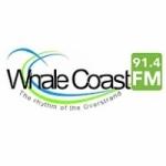 Logo da emissora Radio Whale Coast 91.4 FM
