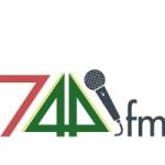 Logo da emissora Radio 7441 100.1 FM