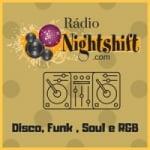 Logo da emissora Rádio Nightshift