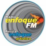 Logo da emissora Enfoque FM