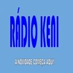 Logo da emissora Rádio Keni
