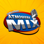 Logo da emissora Web Rádio Atmosfera Mix
