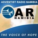 Logo da emissora Adventist Radio Namibia