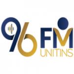 Logo da emissora Rádio 96 Unitins 96.1 FM