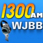 Logo da emissora Radio WJBB 1300 AM