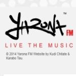 Logo da emissora Radio Yarona 106.8 FM
