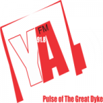 Logo da emissora Radio YaFM 91.8