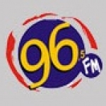 Logo da emissora Rádio 96.5 FM