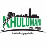 Logo da emissora Radio Khulumani 95.0 FM