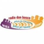 Logo da emissora Radio Don Bosco 93.4 FM