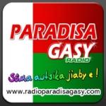 Logo da emissora Radio Paradisa Gasy