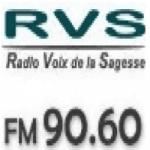 Logo da emissora adio Voix de la Sagesse 90.6 FM