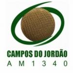 Logo da emissora Rádio Campos do Jordão 1340 AM