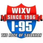 Logo da emissora Radio WIXV 95.5 FM
