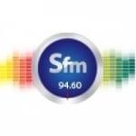 Logo da emissora Radio SFM 94.6 FM