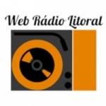 Logo da emissora Web Rádio Litoral